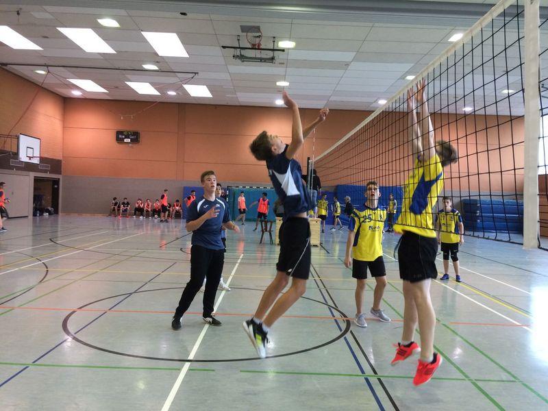 Volleyball Kreisentscheid 2018