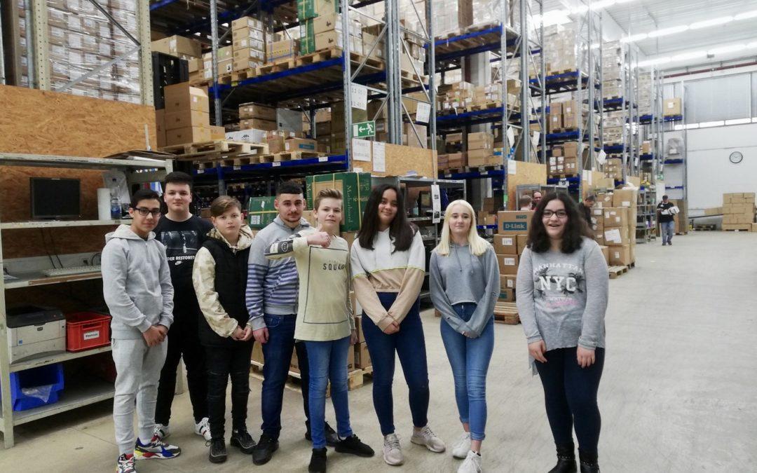 7aH erkundet Lindens größtes Unternehmen – ALTERNATE GmbH