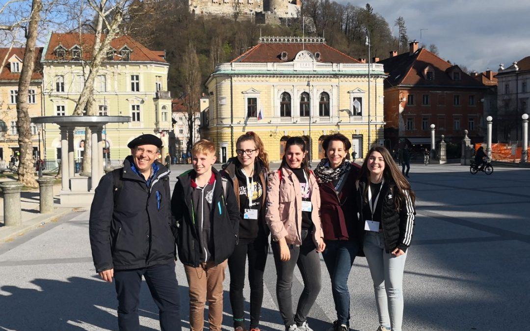 Slowenien – Ein Erasmus-Projekt