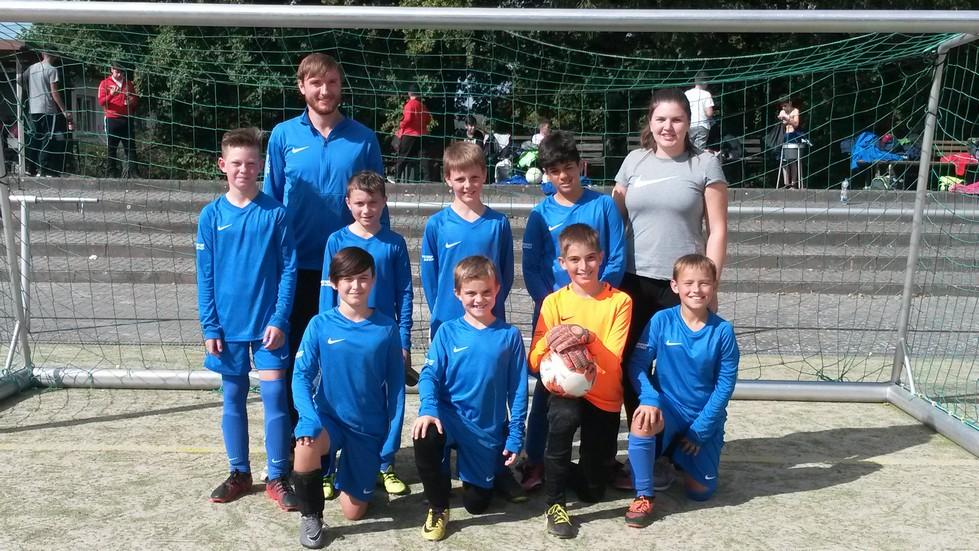 AFS-Jungs 2. Sieger beim Fußball-Kreisentscheid