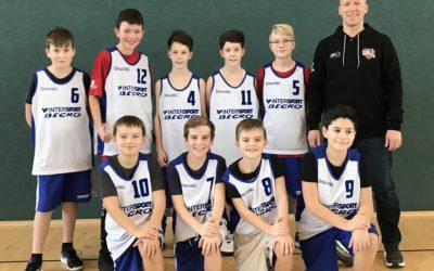 AFS wird Kreismeister im Basketball